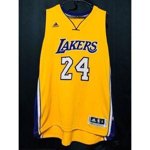 Adidas Kobe Bryant Lakers Jersey